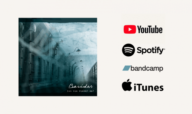 "FIRST SINGLE FROM ALBUM ""BYSTANDERS"" – ""ICH BIN WIEDER DA""!"